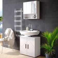 vicco badezimmer set badmöbel set badezimmermöbel irma spiegelschrank waschbeckunterschrank kaufen otto