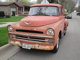 File:57 Dodge Pick-Up 02.jpg - Wikimedia Commons 1957 Dodge Pickup Truck Youtube 1316 Dodge Ram 1500 Rear Bumper W Led Nettivaraosa 57 2008 Hemi Car Spare Parts D100 Sweptside Pickup F1301 Kissimmee 2017 3500 1996 For Mudrunner Used Parts 2003 Quad Cab 4x4 47l V8 45rfe Auto Sale Classiccarscom Cc1143576 Truck Realworld Classic Trucking Hot Rod Network 4 Sale Resort Collector Cars And Trucks C Series Wikipedia Unfinished Business Truckin Magazine