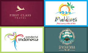 Creative Travel And Holidays Themed Logo Design Examples For Your Agency Name Suggestion