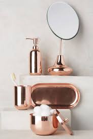 Royal Blue Bathroom Set by Best 25 Gold Bathroom Accessories Ideas On Pinterest Copper
