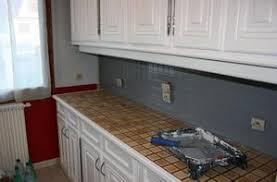 peindre plan de travail carrelé cuisine peindre du carrelage cuisine 12 maison 83 lzzy co