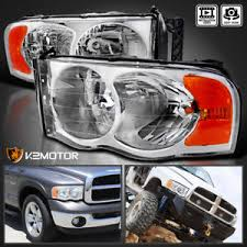 2002 2005 dodge ram 1500 2500 3500 clear replacement