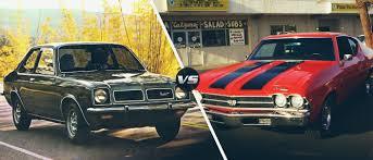 Classic Chevy Cars: Chevelle And Chevette | Dan Cummins