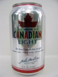 Molson Canadian Light images