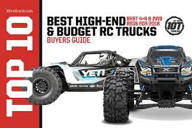 RC Trucks For Sale That Eat The Competition (2019 Buyers Guide)