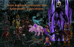 Spirit Halloween Animatronics 2015 by Team Raptor Adventures The Animatronic Chronicles By