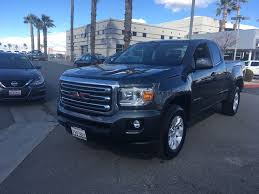 100 Gmc Canyon Truck PreOwned 2015 GMC SLE1 Extended Cab In Palmdale