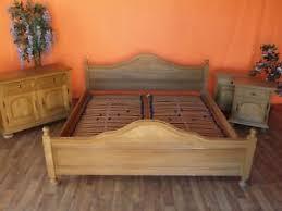 schlafzimmer sets aus massivholz mit bettgestellen fürs