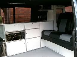 My VW Camper Van Conversion