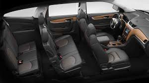 Chevrolet Traverse Seating Capacity Rare Chevy Interior Our