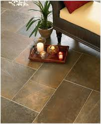 Laminate Flooring Slate Tile Effect Comfortable Livingroom Floor Floors Pinterest