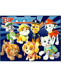Amazing Deal on Paw Patrol Rug 2017 HD Edition Top Pups Chase