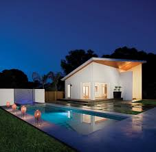100 Photos Of Pool Houses Classy Inspiration Modern House 16 Architectural Design