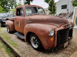 1950 Gmc Pickup Truck Rat Rod Hot Rod Classic - Used Gmc Pickup For ... 10 Vintage Pickups Under 12000 The Drive 1950 Gmc 3100 Pickup Truck Frame Off Restoration Real Muscle Rat Rod Chevrolet Custom Classic Chevy Trucks Gmc Dump Very Rare Works Runs Well Needs Restore 1954 Rat Hotrod Shop Truck Ls Swap 53 Ordrive Trans 100 Cars For Sale Michigan Old 1948 Gmc1949 Gmc1950 Gmc1951 Gmc1952 Gmc1953 For Sale Total Frame Off Restoration 6 Project Chevy 34t 4x4 New Member Page 9 1947 Classiccarscom Cc1081521 Chevygmc Brothers Parts 12 Ton Standard Sale Oh Man I Want This