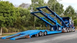 100 Truck Transporters Tuff Trailers