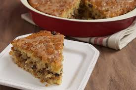 Apple Streusel Coffee Cake Bake or Break
