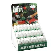 Making Christmas Tree Preservative by Keeps It Green Tree Preservative