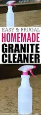 Homemade Drano Kitchen Sink by Homemade Granite How To Clean Granite Countertops