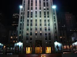 Rockefeller Plaza Christmas Tree Cam by New York The City That Never Sleeps Svetoslav Dimitrov