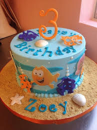 Bubble Guppies Cake Decorations by Best 25 Bubble Guppies Cake Ideas On Pinterest Bubble Guppies