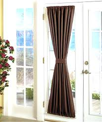 Front Door Side Window Curtain Panels by Enchanting Sidelight Window Curtains U2013 Burbankinnandsuites Com