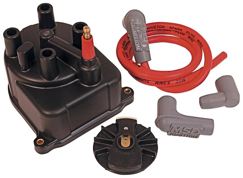 MSD 82923 Distributor Cap and Rotor Kit