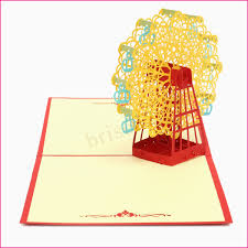 Shop PopUp 3D Greeting Card 1PkgAwesome Birthday Awesome