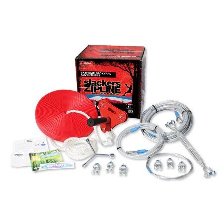Slackers Eagle Series Zipline Kit - 90ft