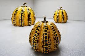 Yayoi Kusama Pumpkin by The Ballad Of Kusama Yayoi Japanese Artist Finds New Popularity