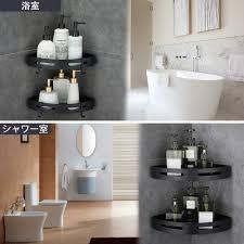 geruike duschregal eckregal dusche ohne bohren regal wand