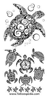 Native American Turtle Tattoos 5