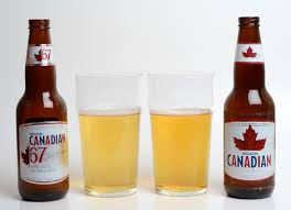 Review Molson Canadian 67 beer