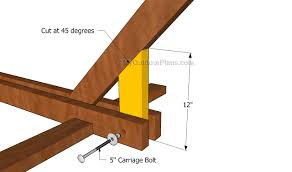 furniture how to build a hammock stands for outdoor furniture ideas