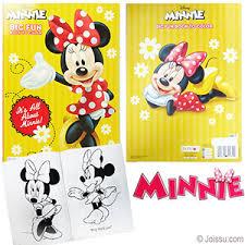 DisneysMinnie Mouse Jumbo Coloring Books