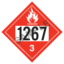 1267 Placard - Class 3 Flammable Liquid Whats On That Truck The Idenfication Of Hazardous Materials In Dot Hazmat Placards Wwwtopsimagescom Labelmaster Standard Removable Vinyl John M Ellsworth Co Transportation Evans Distribution Systems Placard Mounting Bracket Dot General Display Requirements For Material That Hazard Class And Shipping From Bumper Sidemount Luebeck Germany 25th May 2016 French Artist Julien De Casabianca Appendix J Truckhazmat Sheet Count