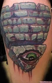Egyptian Pyramid Tattoo