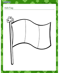 Holiday Coloring Pages France Flag Page Free Of The Irish