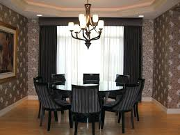 Curtains For Dining Room Ideas Brilliant Modern With Beautiful