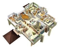 3 Bedroom Bungalow House Designs Impressive Plan In Kenya