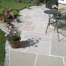 Patio Slabs by Patio Ideas Single Size Paving Slab Pack In Sizes 900 X 600 600