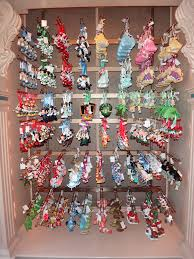Disneyland China Closet Ornaments Display 2012 07 29
