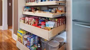 Pantry Pull Out Shelves & Custom Shelves ShelfGenie