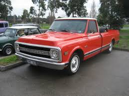 File:1970 Chevrolet C10 Pickup.jpg - Wikimedia Commons