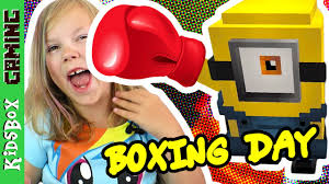 Minecraft Pumpkin Pie Pe by Boxing Day Minions Boxing And Pizza Minecraft Pe Youtube