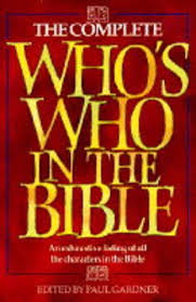 Download The Complete Whos Who In Bible Book Pdf