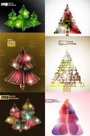 Kinds Of Christmas Trees by Christmas Tree Illustration Free Vector Download 9 967 Free