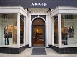 Akris Boutique On Newbury Street Boston