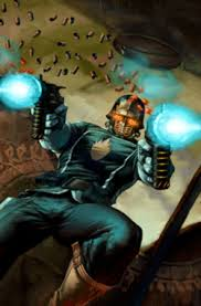Textless Variant Cover Of Star Lord Vol2 2 January 2007 Art By Nic Klein Publication Information Publisher Marvel Comics