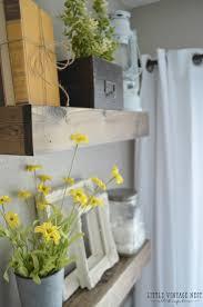Master Bath Rug Ideas by Farmhouse Master Bathroom Reveal Little Vintage Nest