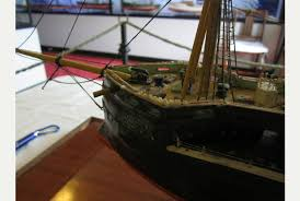 model boat dating back more than 100 years rediscovered at